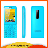 China Wholesale 2.4 inch Bluetooth GSM Cheapest Mobile Phone In India 206