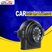 Indoor vehicle security camera system mini analog camera bus taxi ccd hd spy cameras