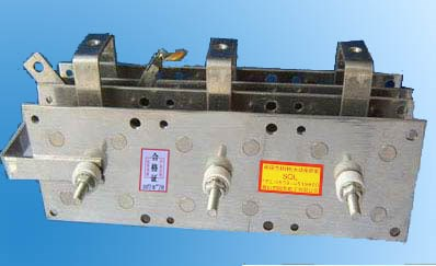 Three phase large power rectifier bridge for welder