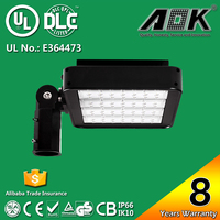 Factory Auto Dimming LED Aquarium Light DLC TUV-GS 160W Parking Lot Sensor System