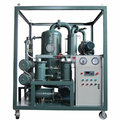 High Voltage Waste/Used Oil Recycing Machine/Plant for power station