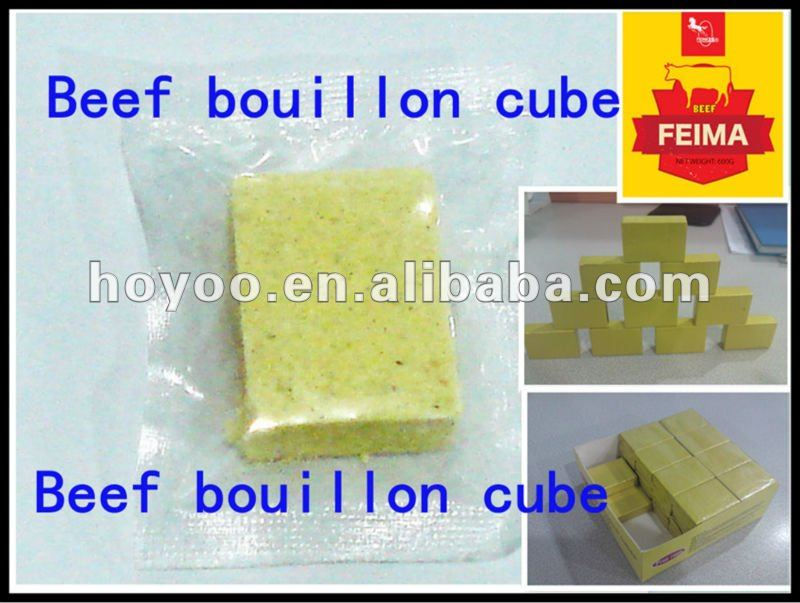 beef soup cube