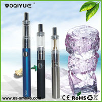 2014 huge vapor glass tank 3-in-1 vape pen with changeable coils for dry herb & wax & oil (G-Chamber)