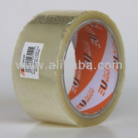"Tape 2"" (48mm) x 50 Meters Clear"