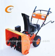 6.5HP gasoline electric snow cleaning machine