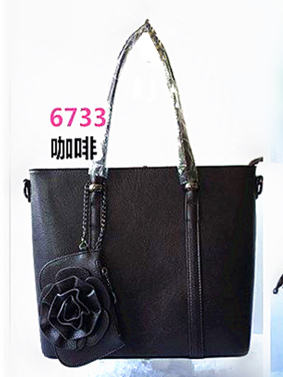 Top Selling High Quality Genuine Leather Handbag With Fashion Stitching