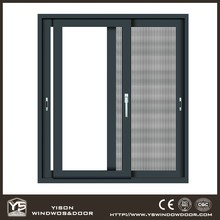 Quality Guaranteed Double Tempered Glass Aluminum Window With Screen