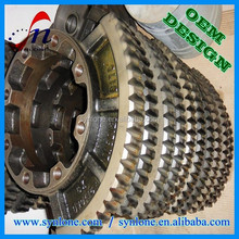 2017 customized worm wheel, worm gear, helical worm gear