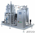 Co2 automatic mixer