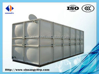 New products 2000 liter water tank in environment
