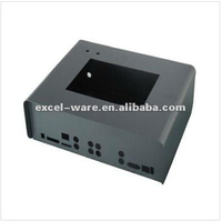Customized precision sheet metal fabrication for control box