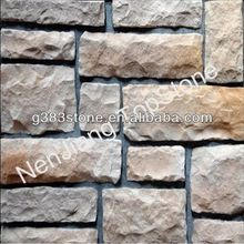 different types of natural bricks