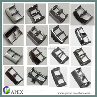 types of watch belt buckle stainless steel watch buckle watch band buckle