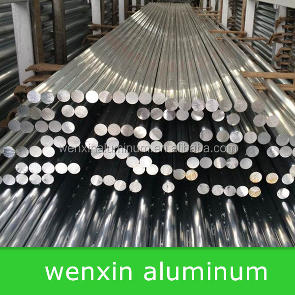 Hot Extrusion Aluminum rod