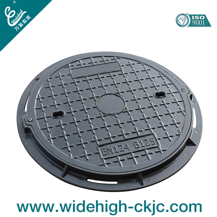 FRP/SMC/BMC Manhole Cover for Draining Cable Protection