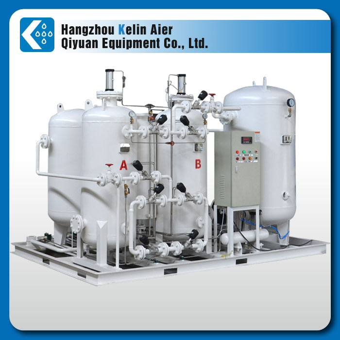 99.99% nitrogen generation plant can with ASME standard good for export