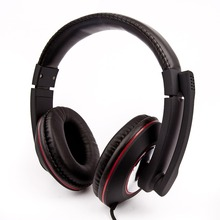 Best selling fashion on sale braided cable silicon earpad headphone 2017