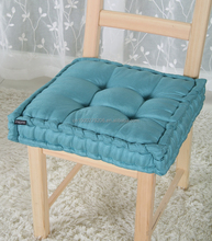polyester chair pad/ chair seat cushion