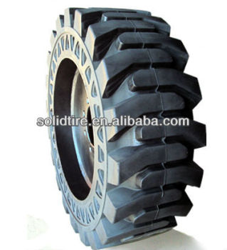 Industrial Skid Steer solid tire