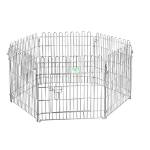 Large foldable dog carrier pet playpen
