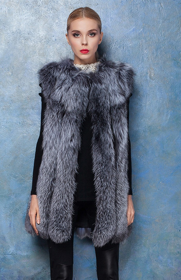 Shop The Fur Vault Fox Fur Vest online at northtercessbudh.cf Luxe up any look with The Fur Vault's fox fur vest-- splurge on style this season!5/5(1).