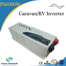 Provide Low Frequency Camping Caravan RV Power Generator 6000w Portable Charger Inverter