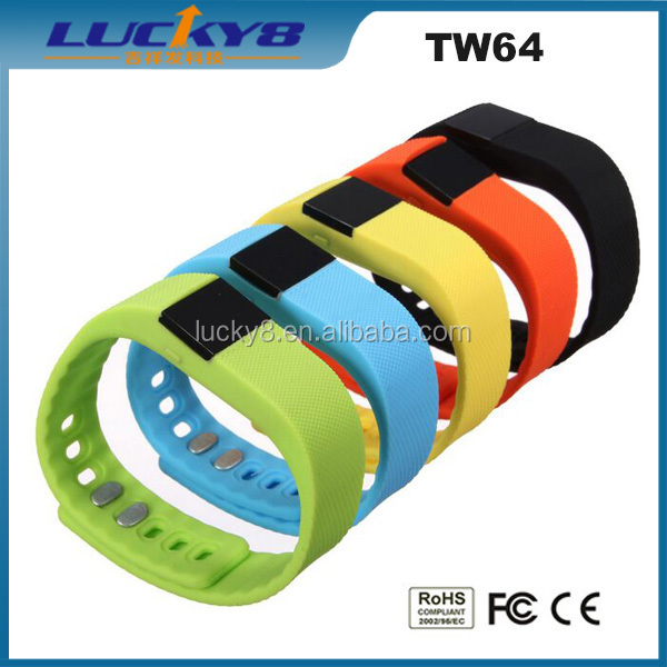 OEM&ODM 2015 Skin-friendly Wrist Strap Wearable health Fitness monitor & sleep tracker bracelet smart