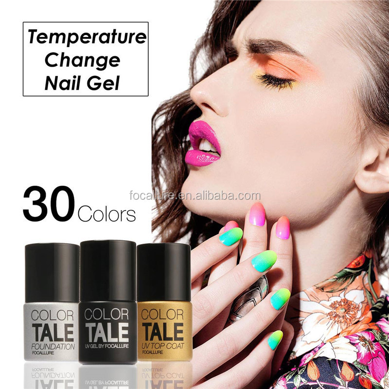 Elegance bling cosmetics seller tale nail gel polish with changed color