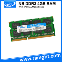 RAMGHT full compatible 1333D3S9/4G memory kit ram 4 gb ddr3-1333