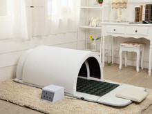 Portable far infrared ray spa slimming space tunnel