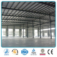 light steel structural fabrication/ long-span steel structural buildings