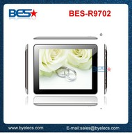 Beautiful design rockchip 3188 tablet computer dual high camera 9.7 inch tablet pc cover