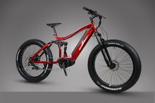 seat post upgraded suspension electric mountain bike 36v