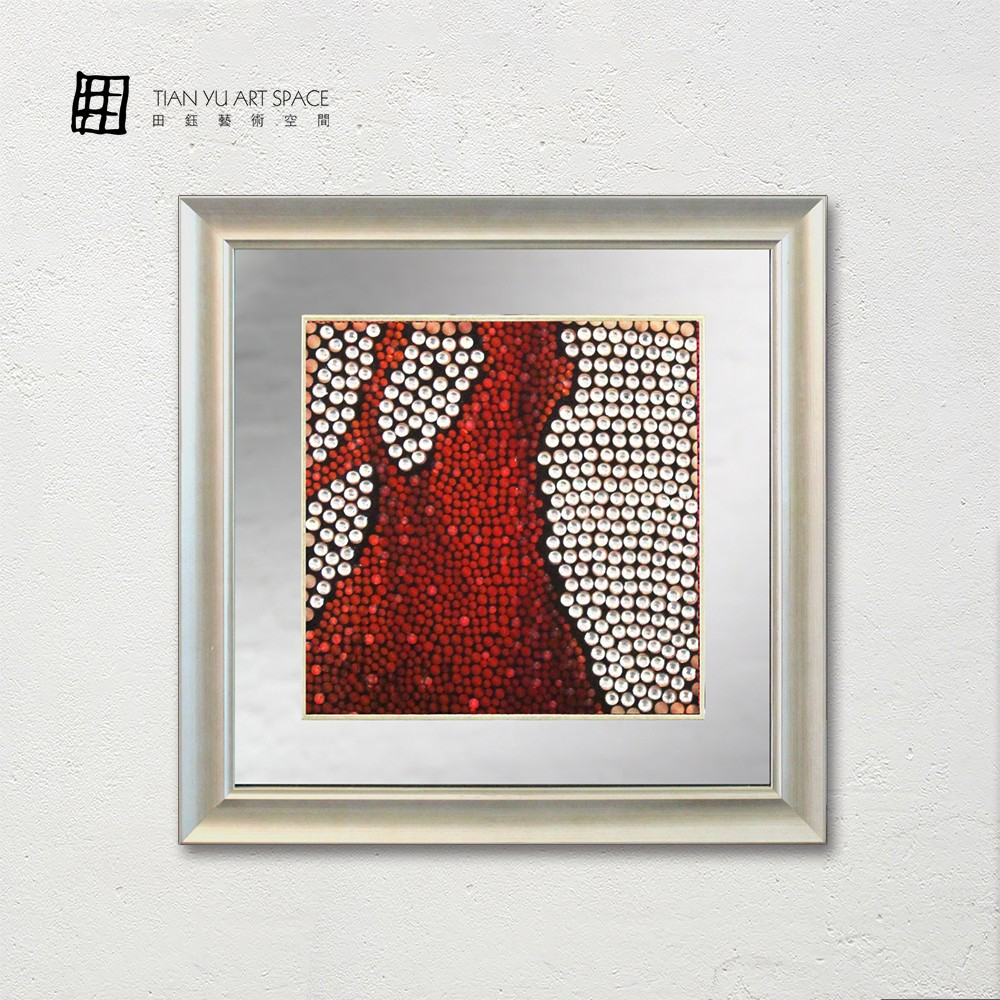 3D diy crystal diamond painting modern art picture home decoration wall hanging