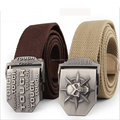 CAV6 Popular High Quality Two-Tone Woven Ladies Fashion Belt