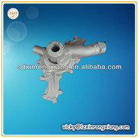 Casting aluminum hand operated water pumps