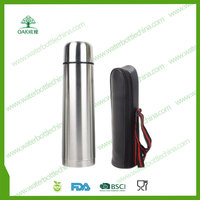 Stainless Steel vacuum flask thermos Vacuum Cup Travel Picnic Bottle