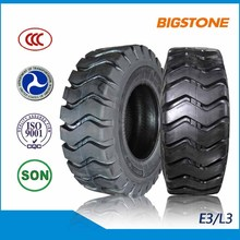 China Good Quality Bias OTR Tyres 26.5-25 Loader Tires