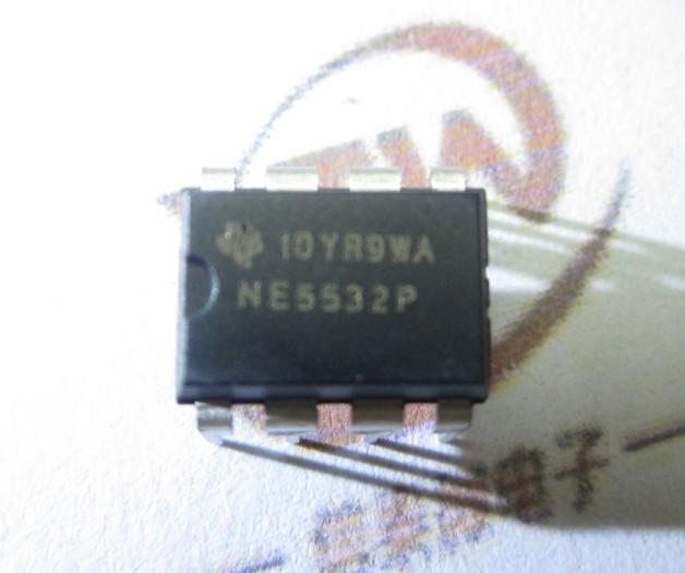 Classic Audio Operational Amplifier NE5532P NE5532N DIP DIP-8 hundred percent of imported original