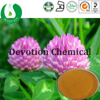 100% Natural Best Selling 20% Isoflavones Red Clover Extract