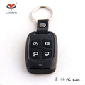 1 Way Keyless Entry Remote Start Auto guard Car Alarm System With Mute Arm Or Disarm Anti-hijacking function