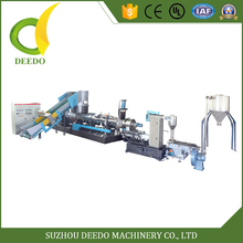 Economical PP PE plastic recycling granule/line pelletizer machine