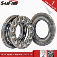 China Supplier SAIFAN Ball Bearing 51115 Thrust Ball Bearing 51115 SAIFAN Bearings Sizes 75*110*19mm