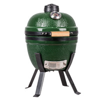 Mini outdoor furniture fish smoker bbq grill rotator