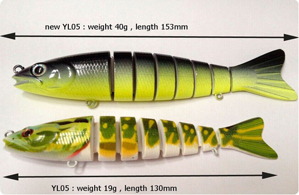 High quality with competitive price lure bait plastic fishing lure