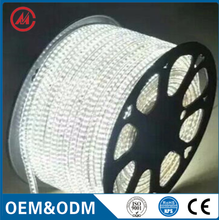 CE RoHS RGB 60leds/M SMD3528 100m/roll waterproof flexible led strip light 220-240v