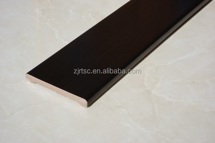 Raitto brand pvc baseboard with cheap price