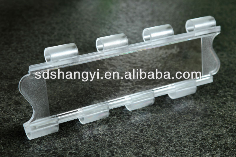 transparent garage roll up shutter parts