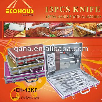 cheap price 13pcs kitchen knives set for sale buy