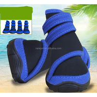 High quality best sell no-skid sole boots and socks large fashionable pet dog winter shoes